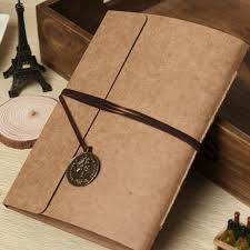 vintage photo album diy 7 5 inch vintage kraft paper photo album with ring for baby