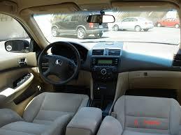 Honda Accord Interior India 2004 Honda Accord Lx News Reviews Msrp Ratings With Amazing