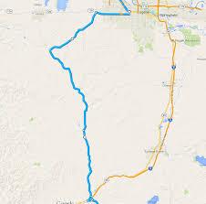 Roseburg Oregon Map 2014 Trip To Crater Lake Steel Horse Journeys