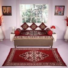 diwan set covers online shopping diwan sets homeshop18 com