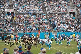 Bank Of America Stadium Map by Carolina Panthers Stadium Bank Of America Stadium Super Tailgate