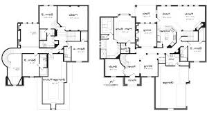 5 bedroom house plans with basement 5 bedroom home plans lidovacationrentals