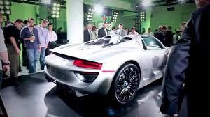 porsche concept 918 spyder porsche 918 spyder will weigh 1 700 kg new details available