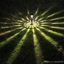 High Quality Solar Landscape Lights Solar Light Garden Light Led Lighting Solar Tower L Plastic