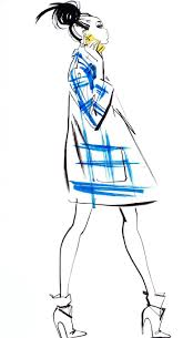 How To Draw Fashion Designs Best 20 Fashion Illustrations Ideas On Pinterest Fashion Design