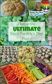 throw the ultimate saint patrick u0027s day party the good mama