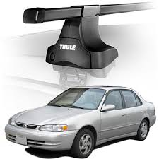 2010 toyota corolla roof rack 2010 corolla roof rack complete system thule traverse cargogear