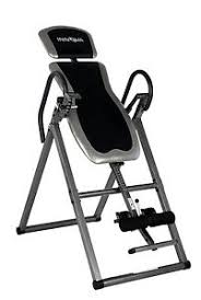 inversion table 500 lbs capacity inversion therapy table back pain 300 lb capacity locking inverter