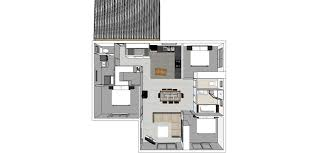 river view 3 bed 128 sqm durapanel panel construction