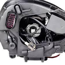 Porsche Cayenne Accessories - xtune 2011 2014 porsche cayenne 4 headlights