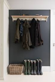 wall mounted coat rack entry contemporary with boot room coat rack