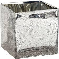 Mirrored Cube Vases Vases Wocasa