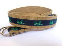 preppy ribbon belts purple d ring belt sale ribbon belt flowered fabric belt d