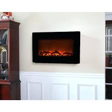 electric flat panel wall mount fireplace heater napoleon reviews