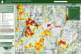 Wildfire Map America by Wildfire Planning For Hazards
