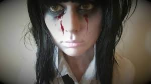 5min japanese ghost the grudge inspired makeup tutorial youtube