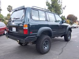 toyota cruiser lifted for sale 1995 toyota fzj 80 landcruiser locked and lifted