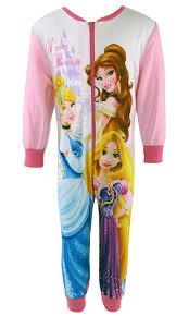 disney princess sleepsuit frozen cinderella tinkerbell