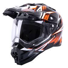 matte black motocross helmet motocross helmet w tec ap 885 tx 27 insportline