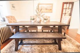 pottery barn inspired dining room on a budget u2013 from mae to you