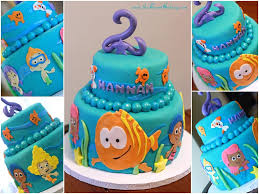 bubble guppies birthday cake cakecentral com