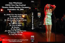 Amy Winehouse Love Is Blind Amy Winehouse Swr3 New Pop Festival Rock Peaks