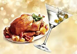 turkeys martinis make for a happy thanksgiving weekend
