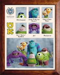 the green eyed momma monsters university which house would you