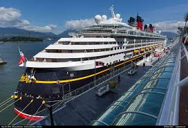 port of vancouver honors disney cruise line for environmental efforts