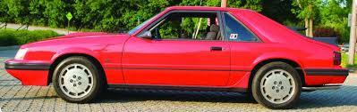 1984 mustang svo value 1984 86 ford mustang svo hemmings motor
