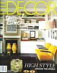 Home Decor Magazines Design And Decor Magazine U2013 Dailymovies Co