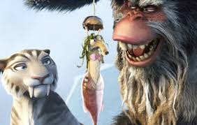 ice age continental drift photos feature manny diego sid