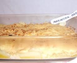 cuisiner blettes marmiton gratin de blettes recette de gratin de blettes marmiton