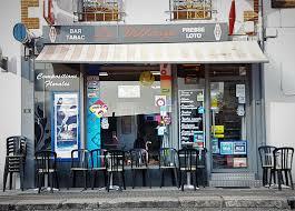 bureau de tabac bar tabac presse le commune de l albenc