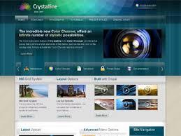drupal themes latest crystalline drupal theme drupal transparent theme with color