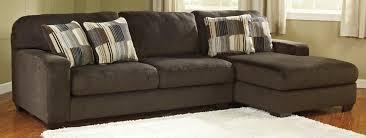 Ashley Furniture Chaise Sofa by Buy Ashley Furniture 1950066 1950017 Westen Chocolate Raf Corner
