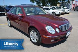 Mercedes Benz E 2003 Used 2003 Mercedes Benz E Class For Sale Rapid City Sd