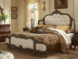 Michael Amini Hollywood Swank Bedroom Bellagio Bed Bench Homey Design Hd 8016 U2022 Usa Furniture Online