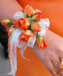 Red Prom Corsage Corsages Karen U0027s Floral Expressions Bolingbrook Il