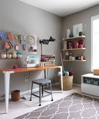 Pictures Of Craft Rooms - 9 craft room makeover ideas real simple