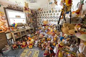 desain kamar winnie the pooh berbagi informasi perempuan ini punya hobi yang unik koleksi