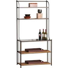 Bakers Rack Console Buy Wrought Iron Bakers Racks Online Timeless Wrought Iron