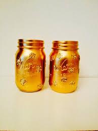 gold mason jar glitter mason jar gold glitter mason jar gold