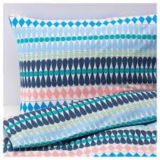 mossflox duvet cover and pillowcase s multicolor
