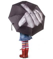 funny umbrella, statement umbrella