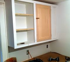 how to build plywood garage cabinets diy cabinet doors with glass how to make flat panel building garage