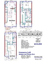 Garage Loft Floor Plans Big City Stuff Small Town Place Floorplans