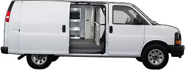 nissan work van upfit with westcan manufacturing aluminum vehicle storage solutions