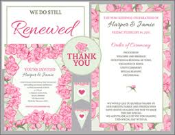 vow renewal invitations vow renewal invitations stationery i do still