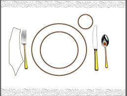 how do you set a table properly 57 proper table set how to set your dinner table asuntospublicos org